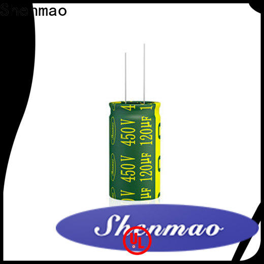 Shenmao quality-reliable what is electrolytic capacitor supplier for timing