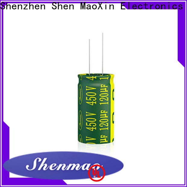 Shenmao Radial Aluminum Electrolytic Capacitor owner for coupling