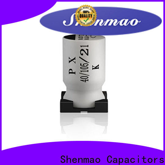 Shenmao smd capacitor manufacturers supplier for temperature compensation