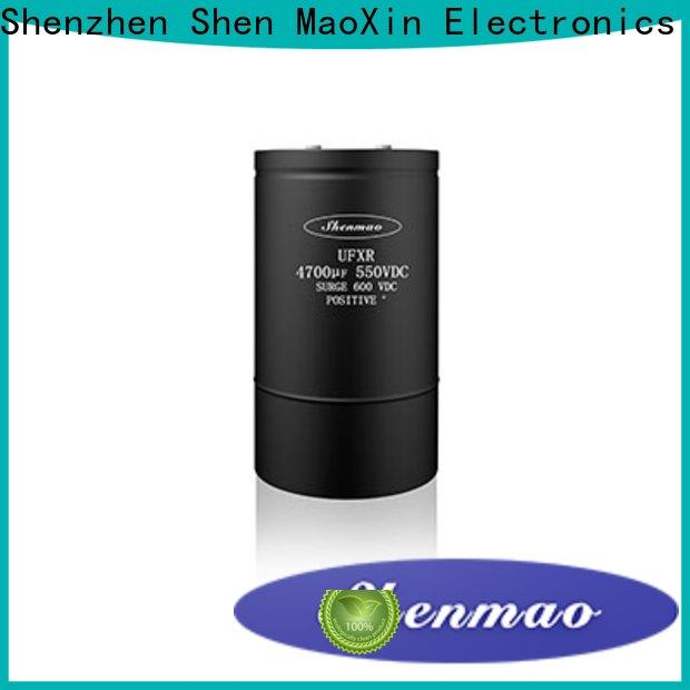 Shenmao solid electrolytic capacitor vendor for tuning