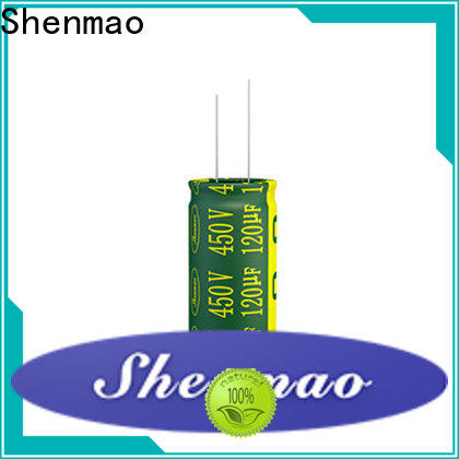 Shenmao what is electrolytic capacitor vendor for energy storage