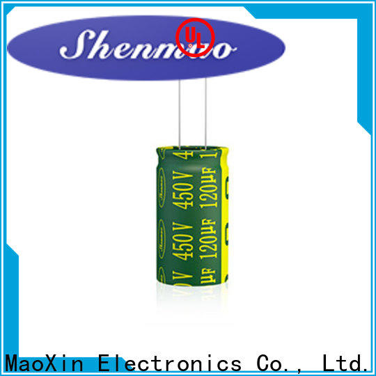 best electrolytic capacitors for audio owner for DC blocking