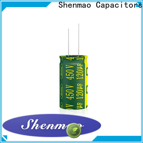 Shenmao satety radial capacitor overseas market for temperature compensation
