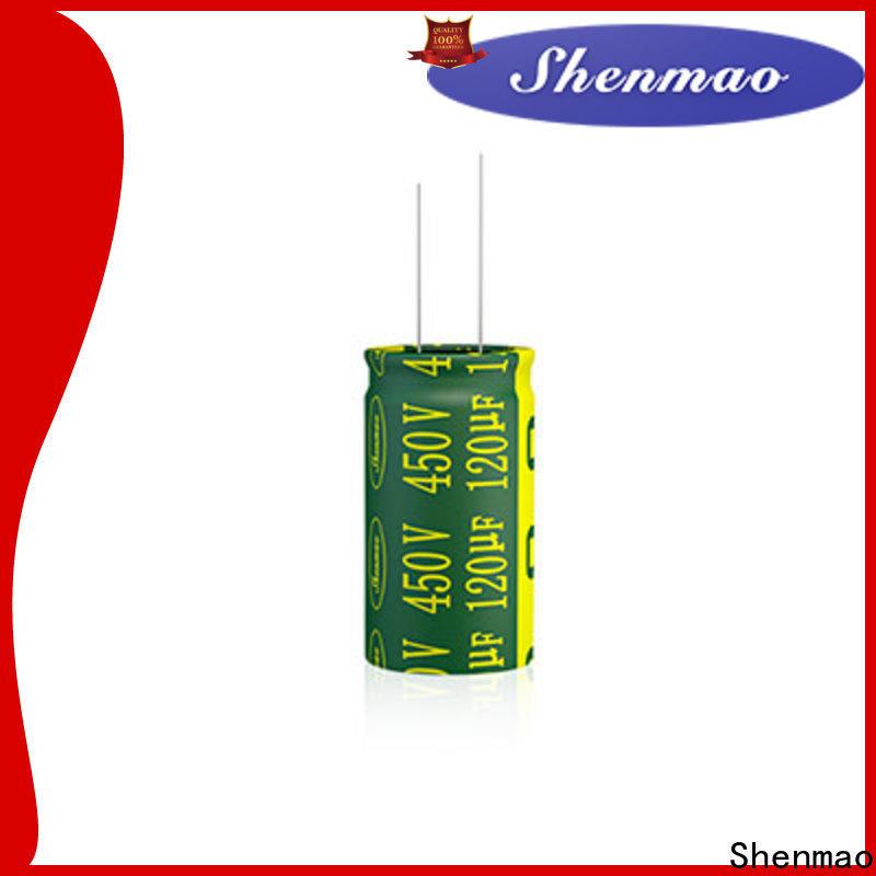 Shenmao radial electrolytic bulk production for DC blocking