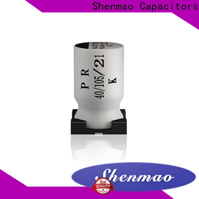Shenmao 47uf smd capacitor bulk production for rectification