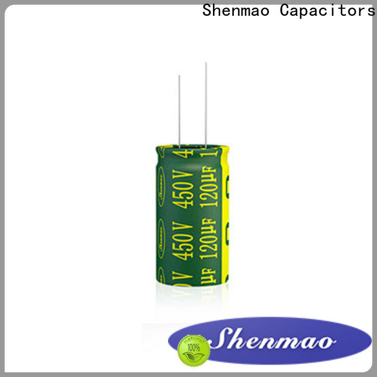 price-favorable radial capacitor owner for rectification