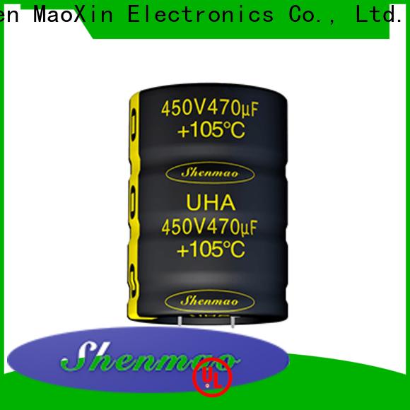 Shenmao panasonic electrolytic capacitors marketing for energy storage