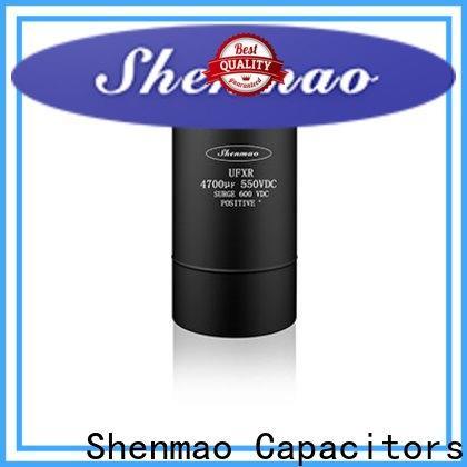 energy-saving panasonic aluminum electrolytic capacitors vendor for tuning
