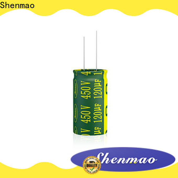 Shenmao good to use radial capacitor marketing for tuning
