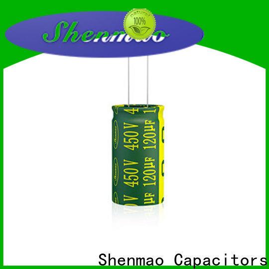 Shenmao 470uf 250v radial electrolytic capacitor marketing for rectification