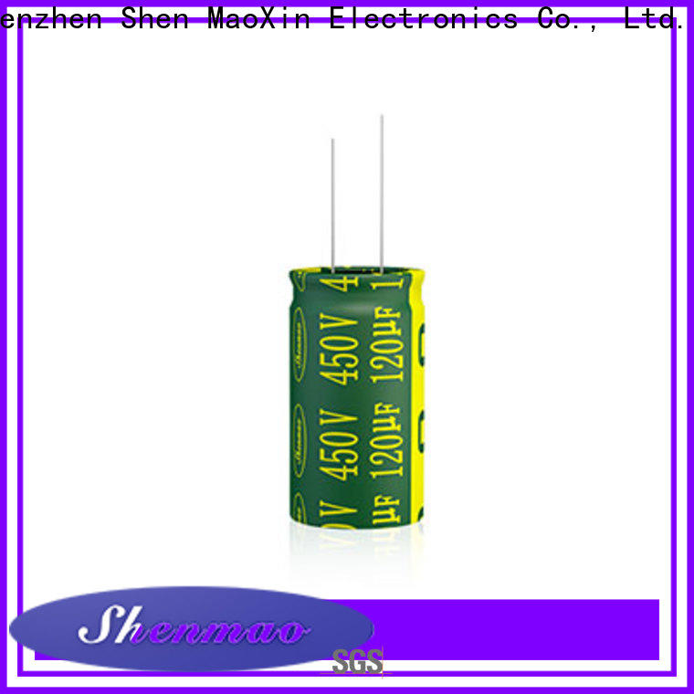 Shenmao stable radial capacitor marketing for tuning