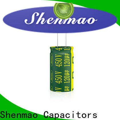 Shenmao 470uf 250v radial electrolytic capacitor overseas market for timing