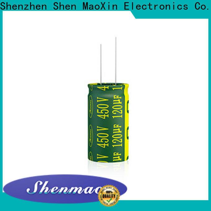 Shenmao 47uf electrolytic capacitor vendor for filter