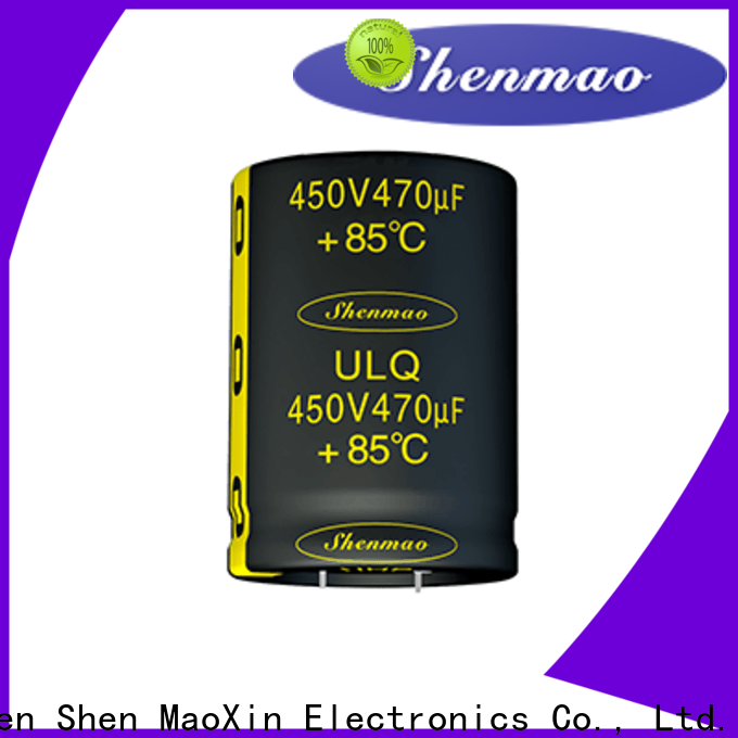 Snap-in Aluminum Electrolytic Capacitor bulk production for temperature compensation
