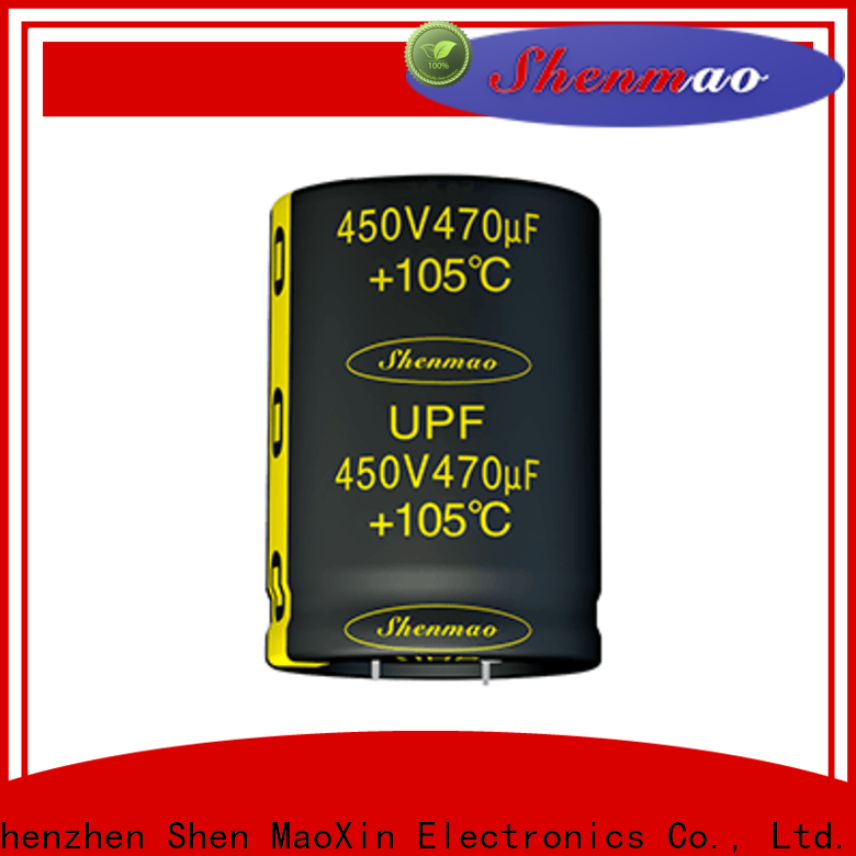 stable 10uf electrolytic capacitor vendor for energy storage
