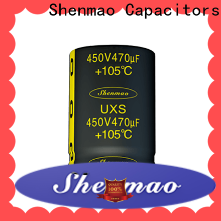 Snap-in Aluminum Electrolytic Capacitor marketing for coupling