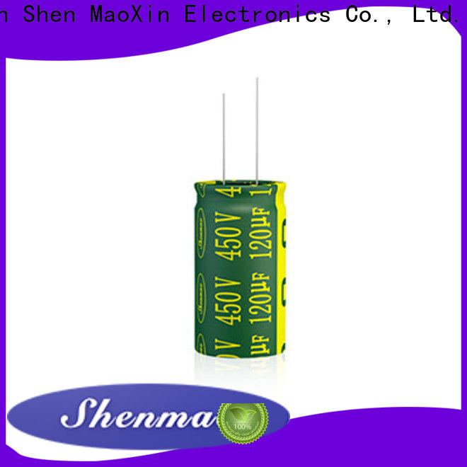 electrolytic capacitor 100uf supplier for coupling