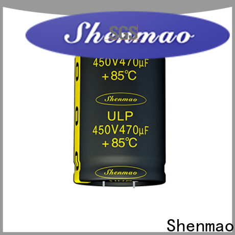 Shenmao what is a snap in capacitor owner for tuning