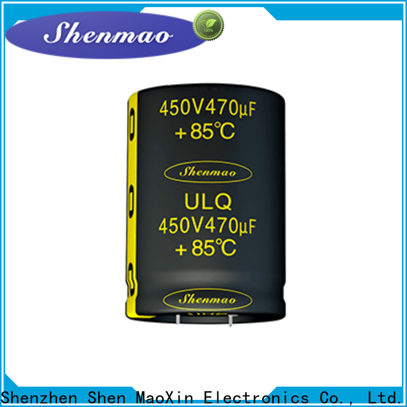 Shenmao best electrolytic capacitors marketing for tuning