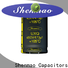 Shenmao best electrolytic capacitors owner for coupling