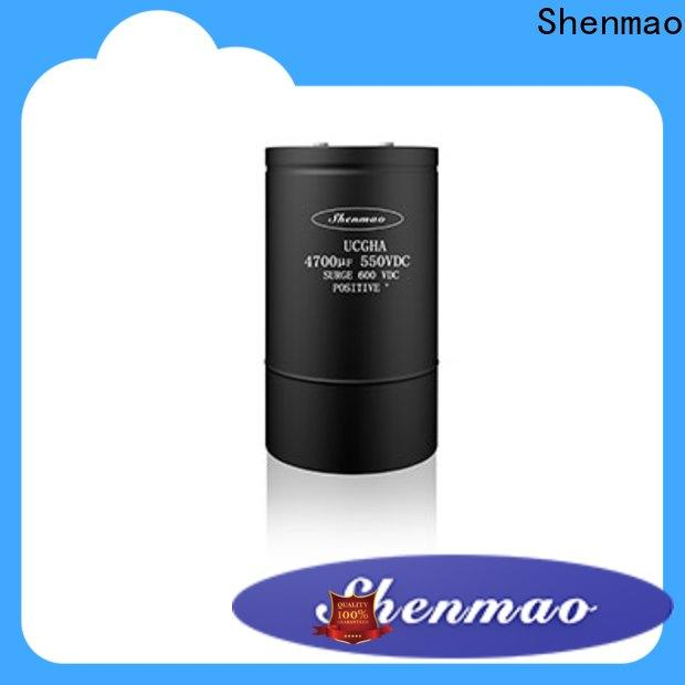 Shenmao screw type capacitor owner for coupling
