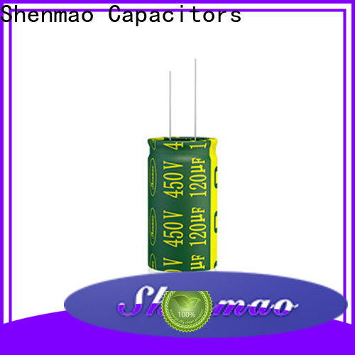 Shenmao radial can capacitor vendor for tuning
