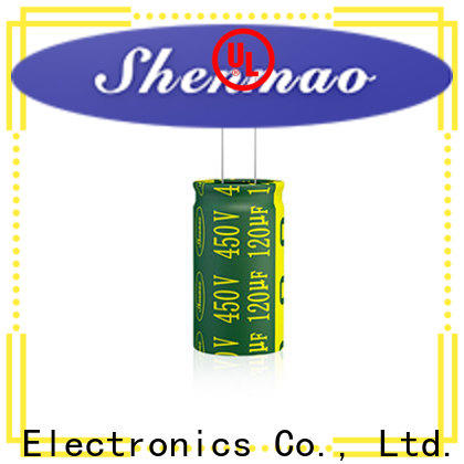 1000uf 450v radial electrolytic capacitors supplier for coupling