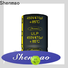 Shenmao 100uf electrolytic capacitor owner for DC blocking