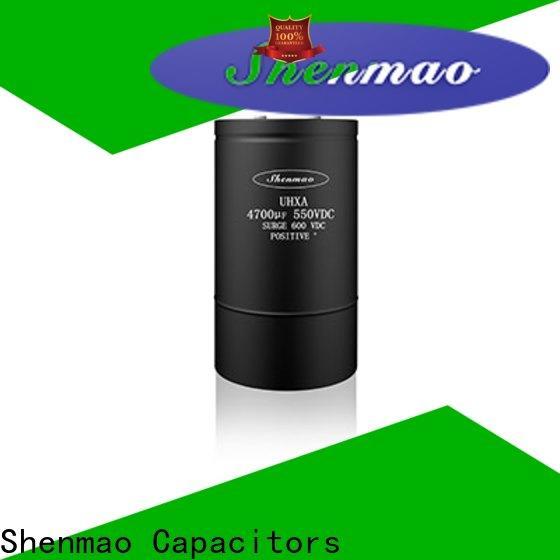 Shenmao energy-saving screw capacitor marketing for coupling
