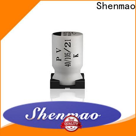energy-saving capacitor 10uf smd oem service for DC blocking