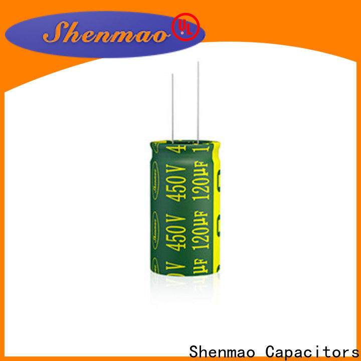 Shenmao quality-reliable 600 volt electrolytic capacitor vendor for timing