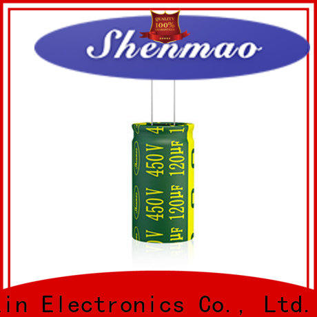 high quality electrolytic capacitors overseas market for temperature compensation