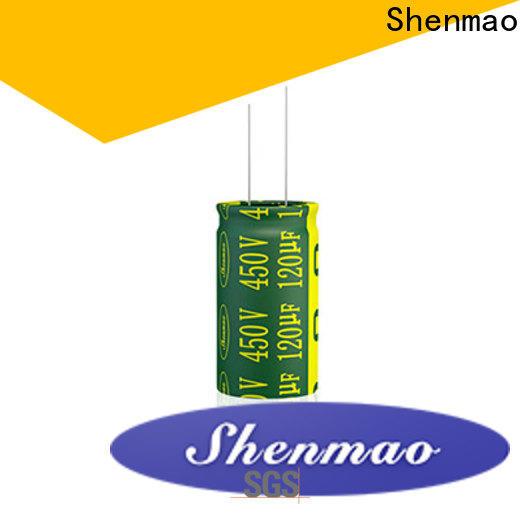 Shenmao 1000uf 450v radial electrolytic capacitors owner for timing