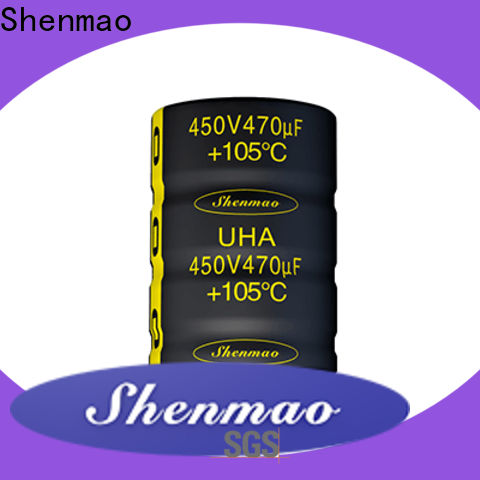 Shenmao best electrolytic capacitors vendor for timing