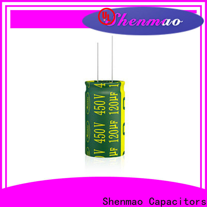 Shenmao radial capacitors vendor for rectification