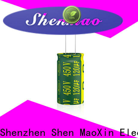 Shenmao radial electrolytic capacitor vendor for rectification