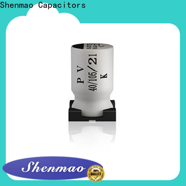 advanced technology surface mount aluminum electrolytic capacitors vendor for rectification