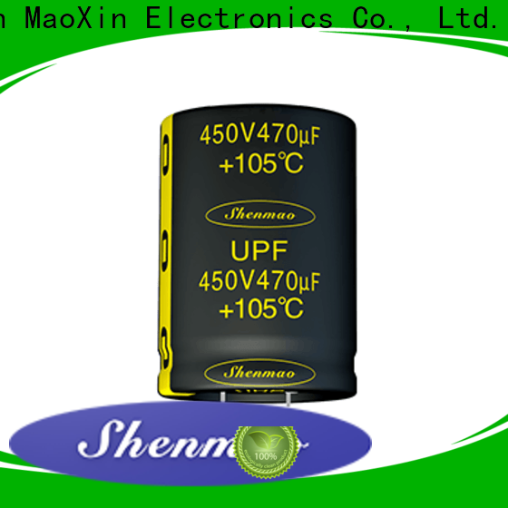 Shenmao price-favorable what is a snap in capacitor bulk production for temperature compensation