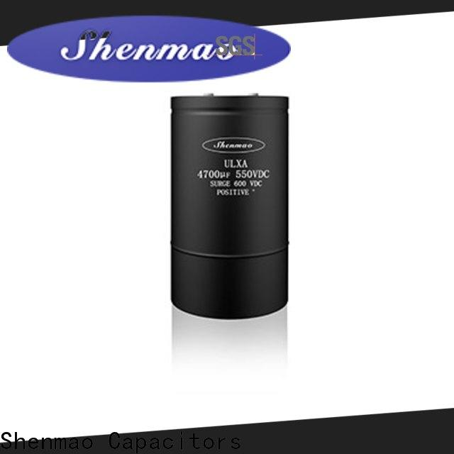 Shenmao polymer electrolytic capacitor overseas market for energy storage
