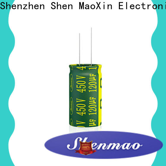 Shenmao electrolytic capacitors for sale vendor for filter