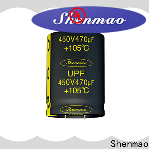 Shenmao Snap-in Aluminum Electrolytic Capacitor owner for tuning