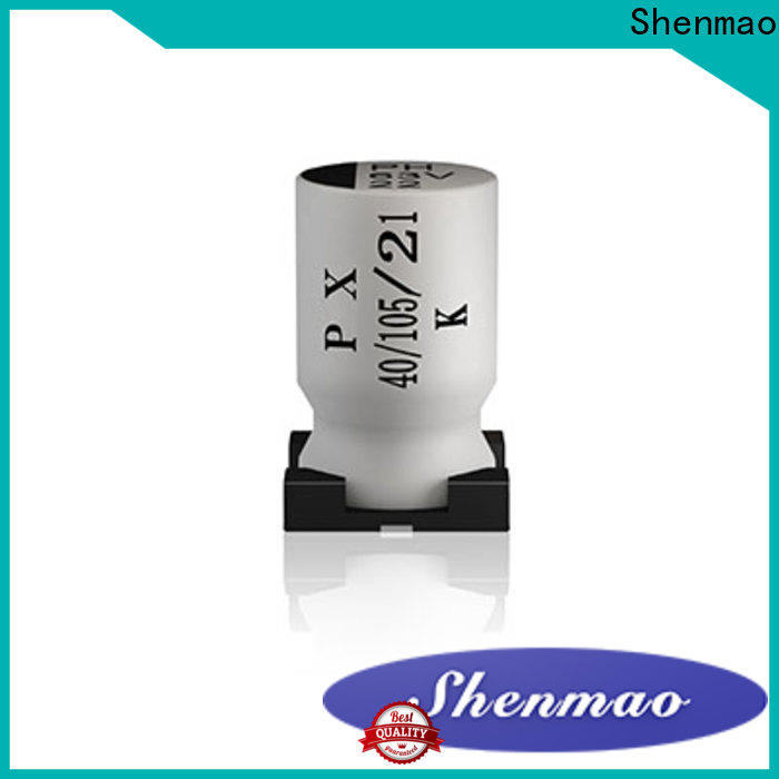 Shenmao smd electrolytic marketing for rectification