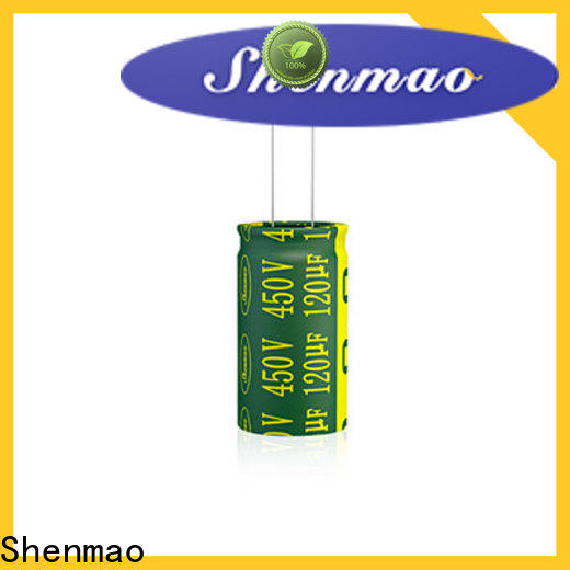 Shenmao radial capacitor supplier for timing