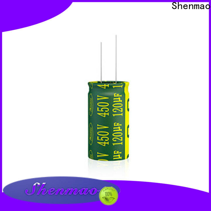 Shenmao radial lead capacitor supplier for tuning