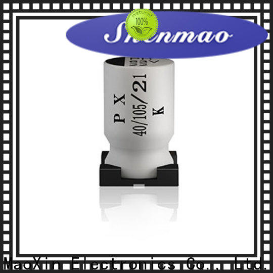 Shenmao professional 220uf smd capacitor owner for coupling