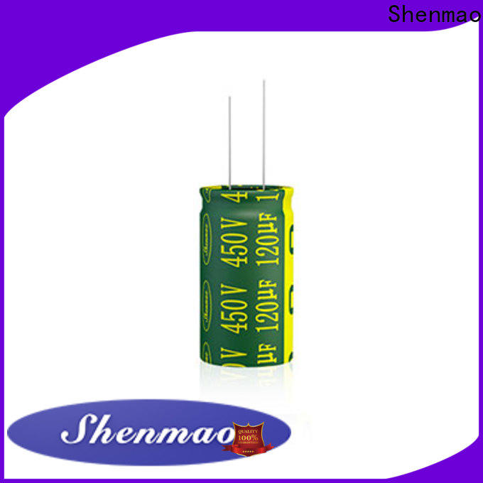 Shenmao aluminum electrolytic capacitor owner for rectification