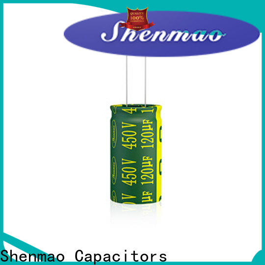 Shenmao 470uf 250v radial electrolytic capacitor owner for DC blocking