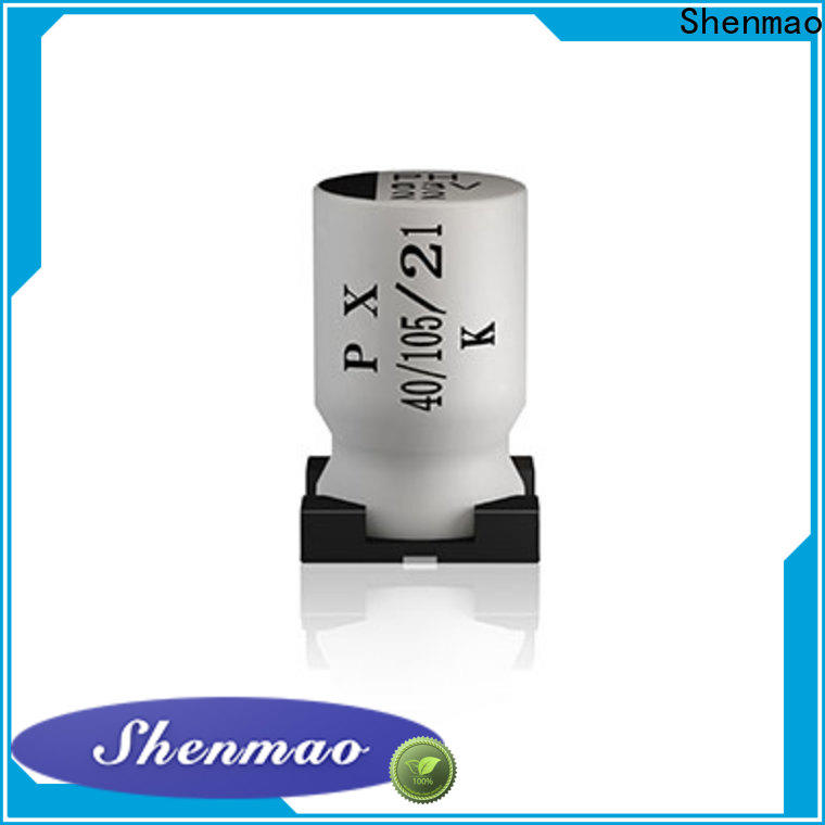 stable smd electrolytic capacitor owner for temperature compensation