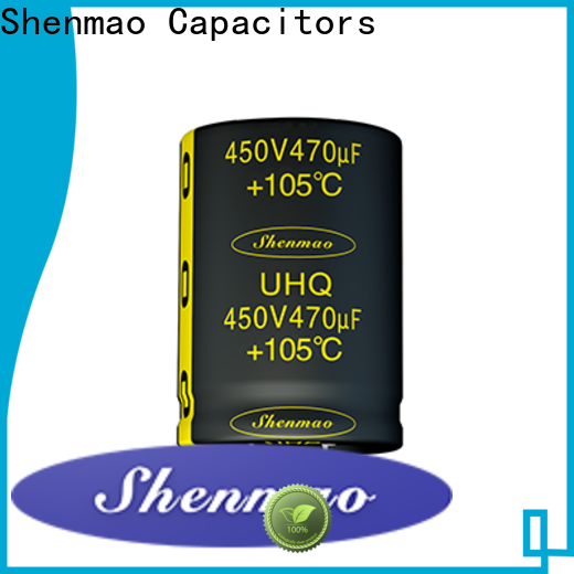 Shenmao satety snap in capacitor socket owner for filter