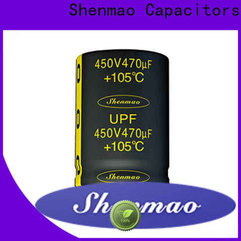 good to use snap in aluminum electrolytic capacitors overseas market for energy storage
